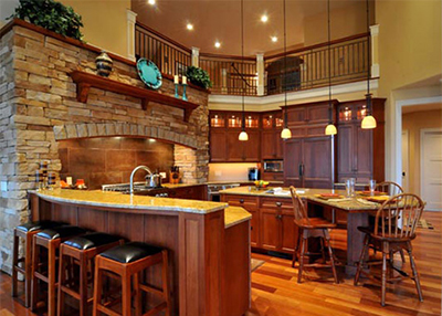 Teddwood cabinetry, kitchen cabinets